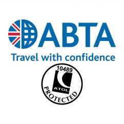 ABTA ATOL logos