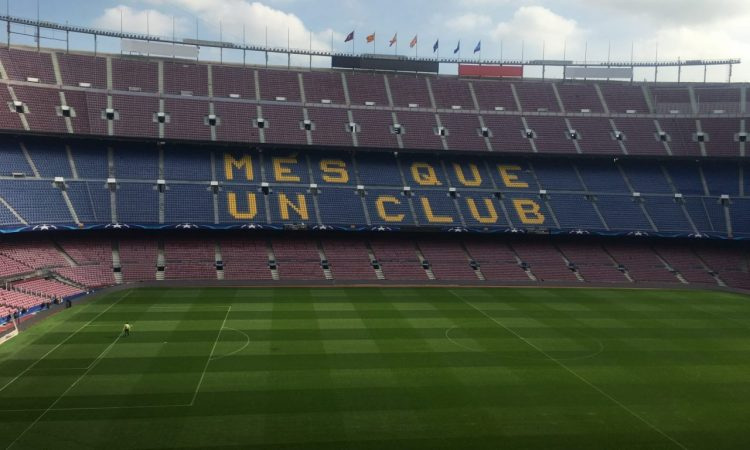 Nou Camp, Barcelona