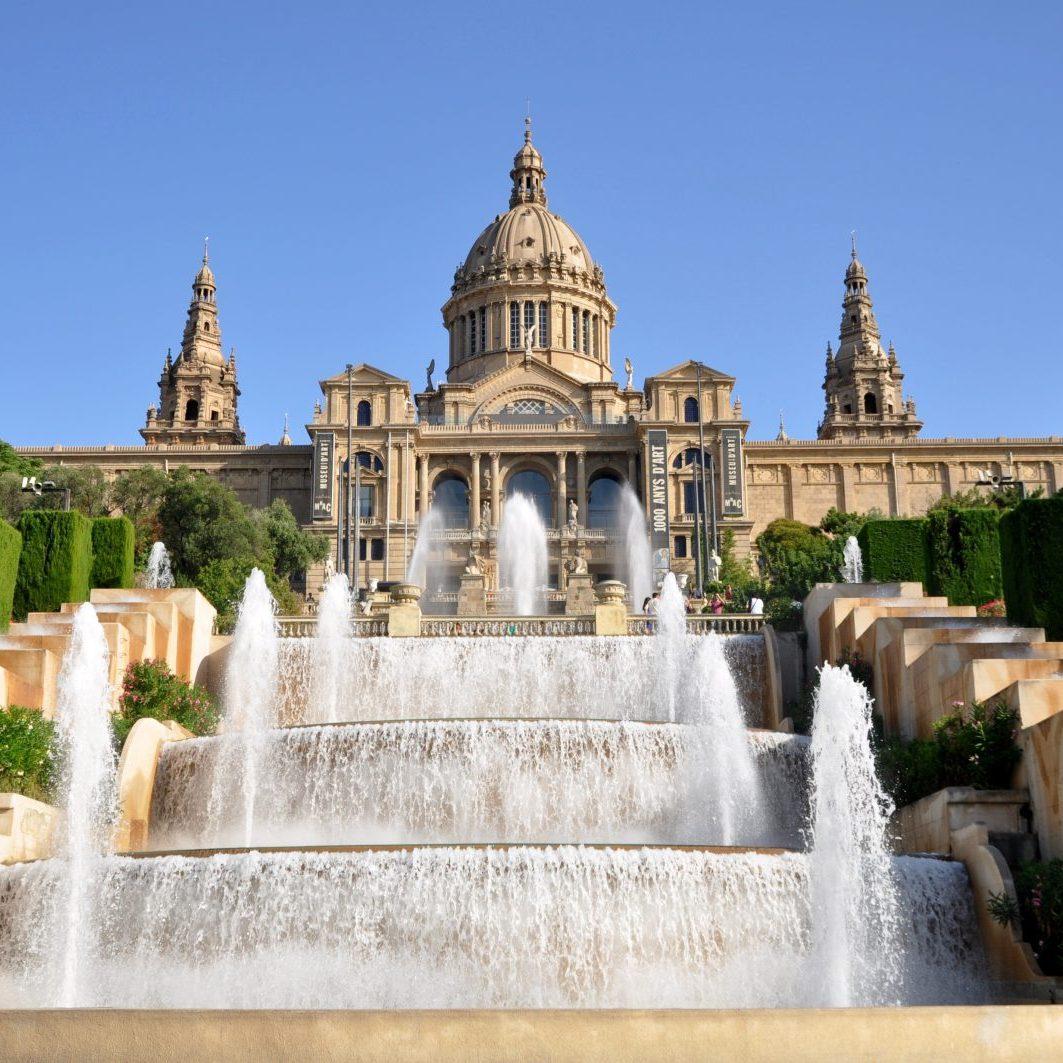 Art Museum Of Catalonia, Barcelona