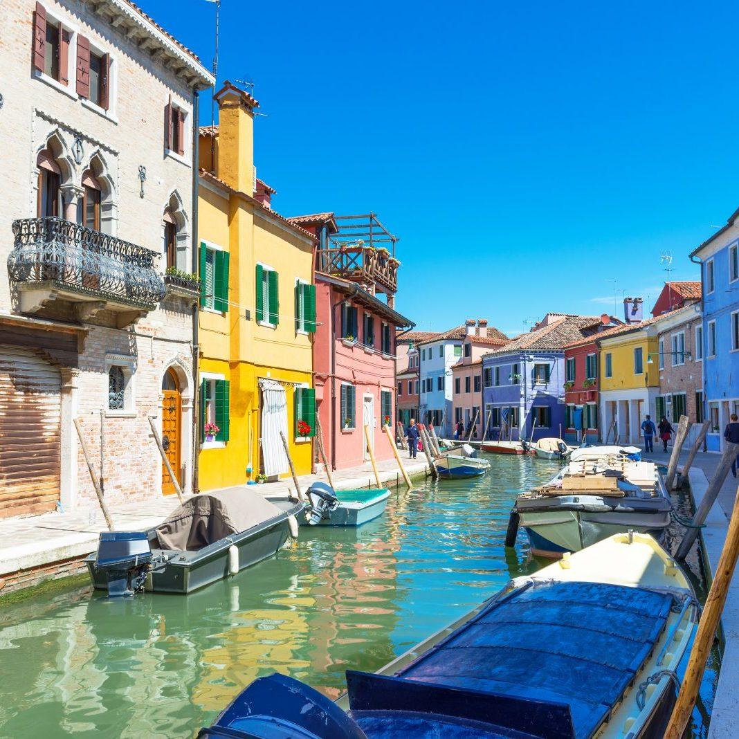 Burano Island, Venice