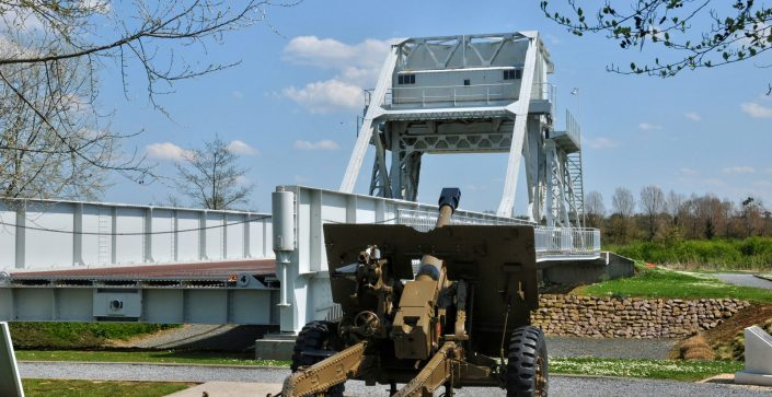 Pegasus Bridge Normandy