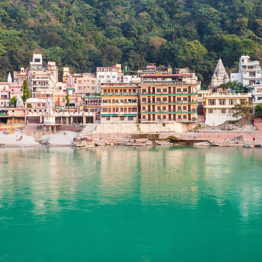 Rishikesh & The Ganges