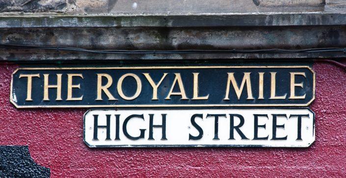 RoyalMile_65112742 - edinburgh