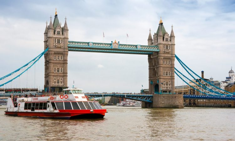 Tower Bridge & The Thames