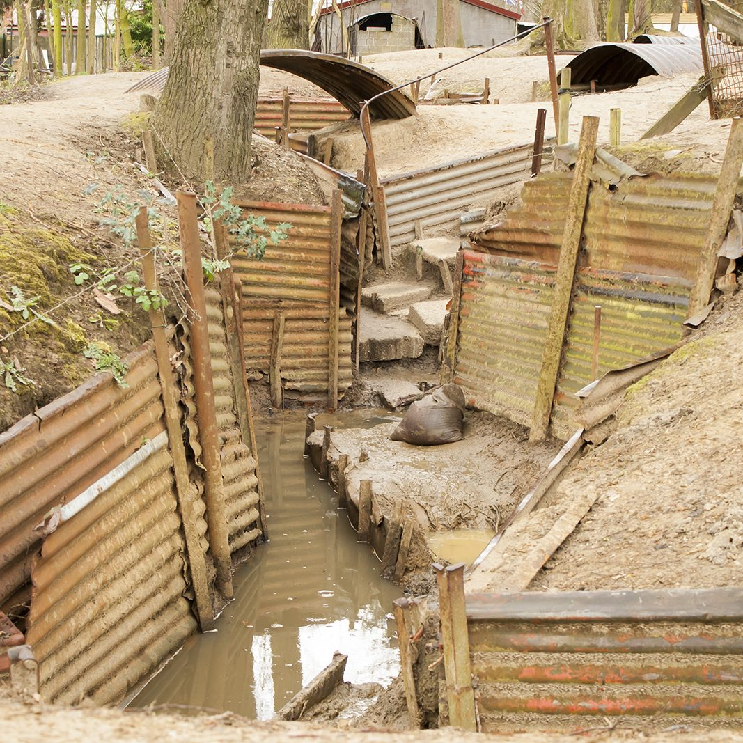 Trenches Hill 62