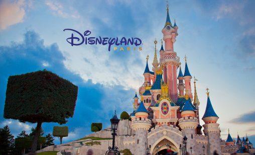 The Magic Kingdom, Disneyland Paris