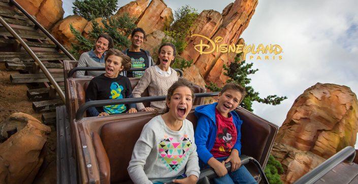 Frontier Land, Disneyland Paris