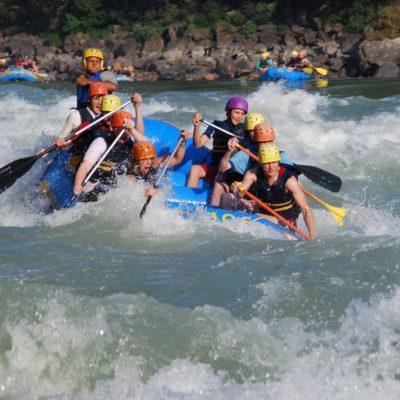 Ganges Rafting