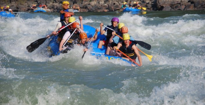 Ganges Rafting