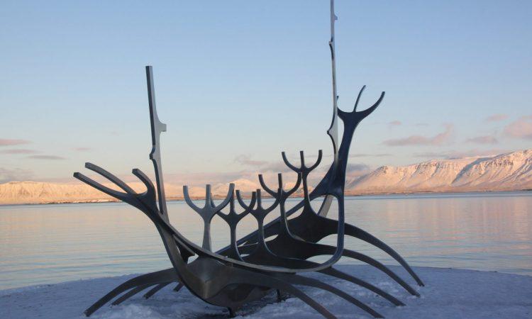 Solfar Monument, Reykjavik